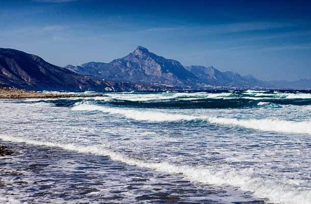 Горы в Кирении (Кипр)