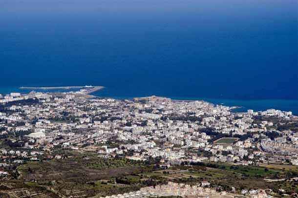 Погода Кирения северный Кипр