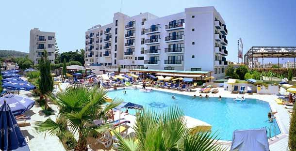 Отель Kapetanios Bay 3 в Протарас