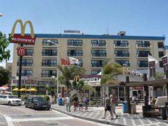 Отель Kapetanios Bay 3 в Протарасе (Кипр): карта, фото