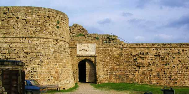 Замок Отелло в Фамагусте