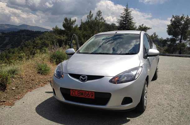 Аренда авто на Кипре в Айя Напе