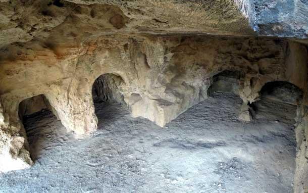 Гробницы королей в Пафосе