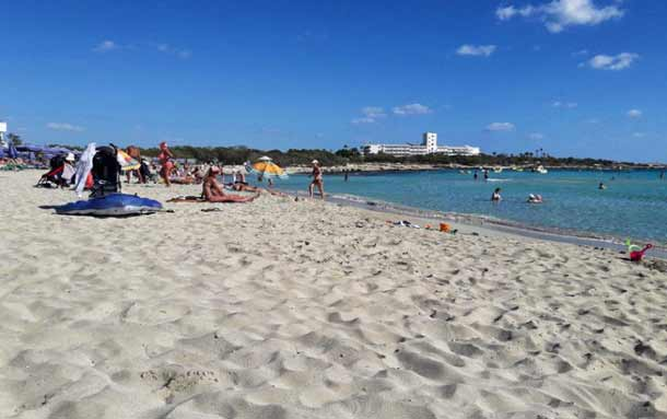 Golden Beach (Landa Beach)
