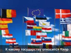 К какой стране относится республика Кипр