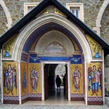 Мужской монастырь Киккос на Кипре: карта, фото