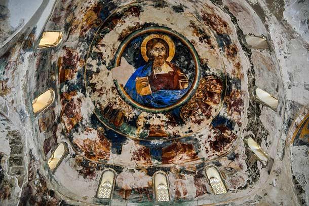 Монастырь Антифонидес в Кирении