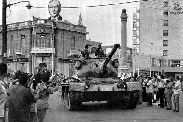 Переворот на Кипре в 1974 году
