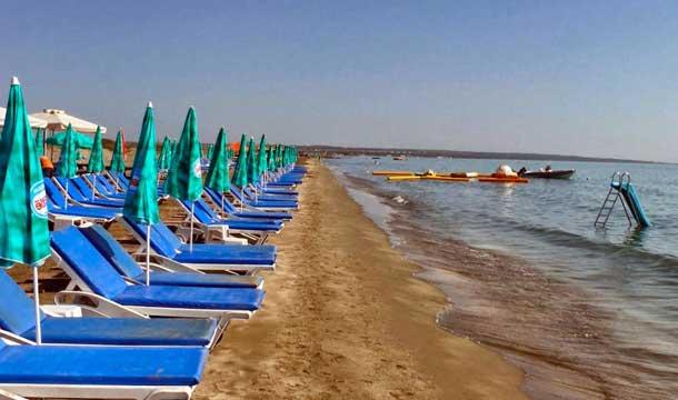 Когда купальный сезон на Кипре