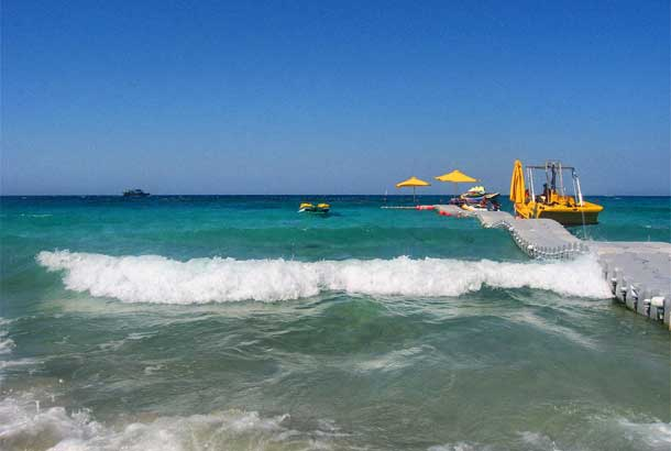 Кипр сезон купания в Протарасе