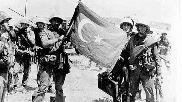 Вторжение турков в Фамагусту