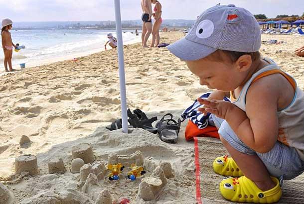 Лучшие курорты Кипра для отдыха с детьми