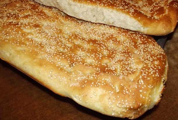 Кипрский постный хлеб