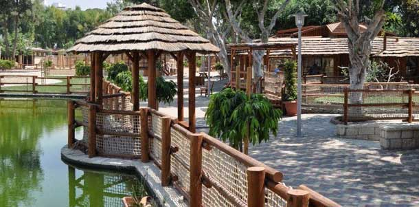 Зоопарк в Лимасоле