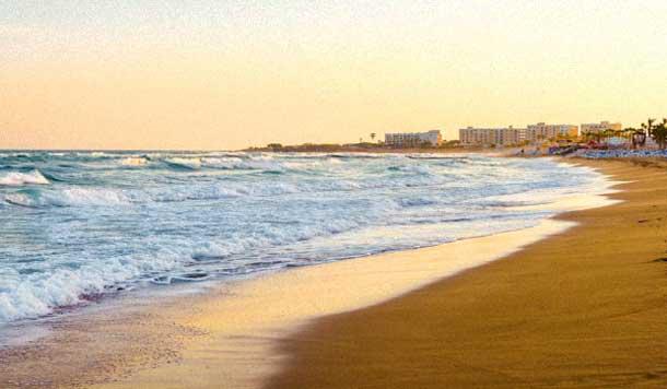 Погода на Кипре в начале июня