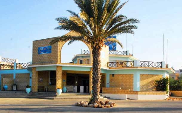 Океанический аквариум в Протарасе