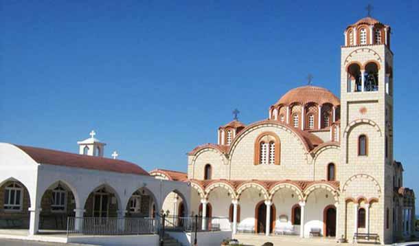 Церковь Святой Варвары в Протарасеa