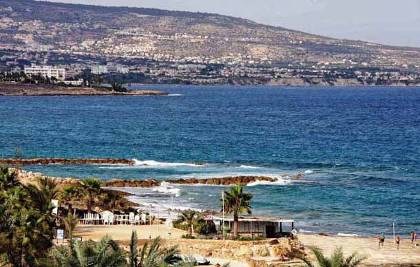 Какой Кипр в июле