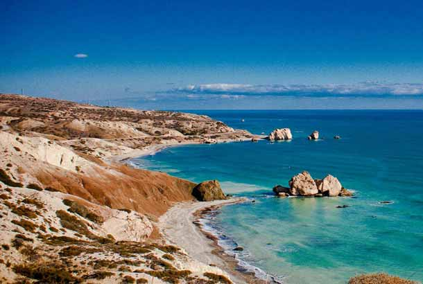 Какая температура на Кипре в июле