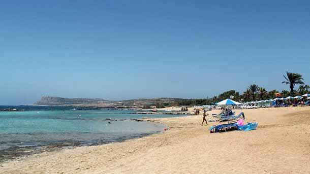 Что за погода на Кипре в июле