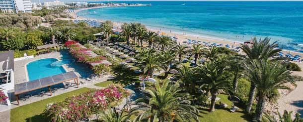 Alion Beach на Кипре фото