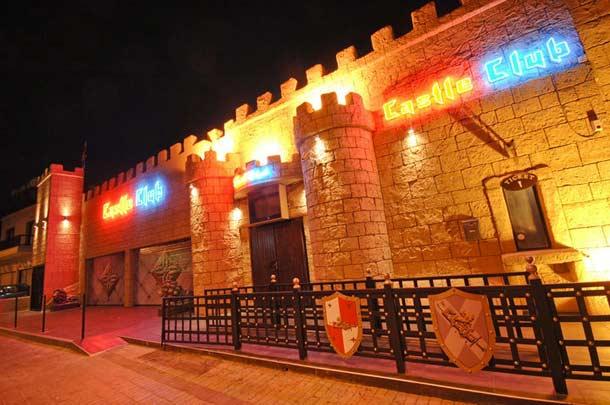 Ночная жизнь на Кипре Castle Club фото