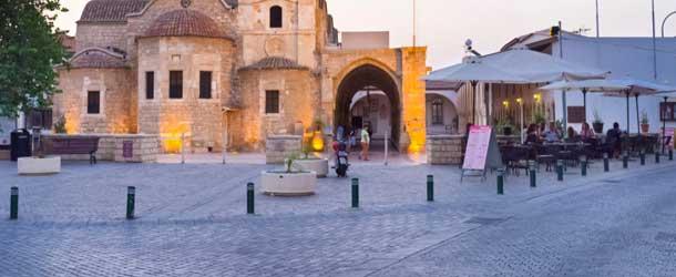 Храм Святого Лазаря Ларнака