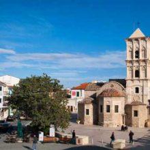 Церковь Святого Лазаря в Ларнаке: фото, описание