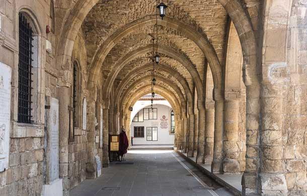 Ларнака: церковь Святого Лазаря