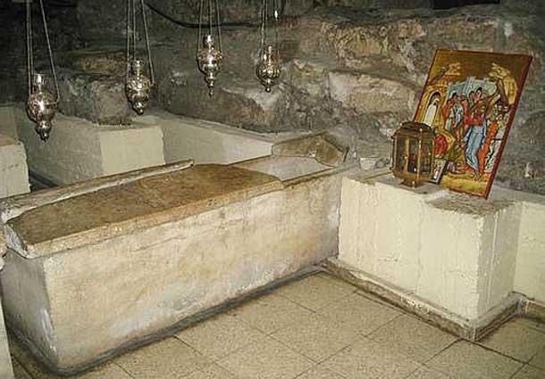 Церковь Святого Лазаря Кипр
