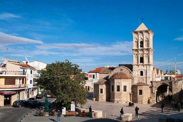 Церковь Святого Лазаря на Кипре
