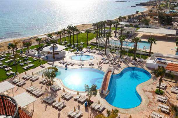 Отель Constantinis Great Beach в Протарасе