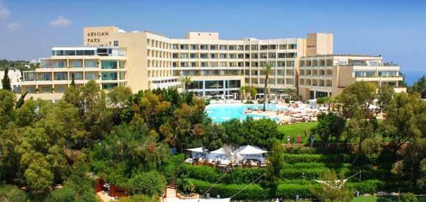 Отель Grecian Park на Кипре