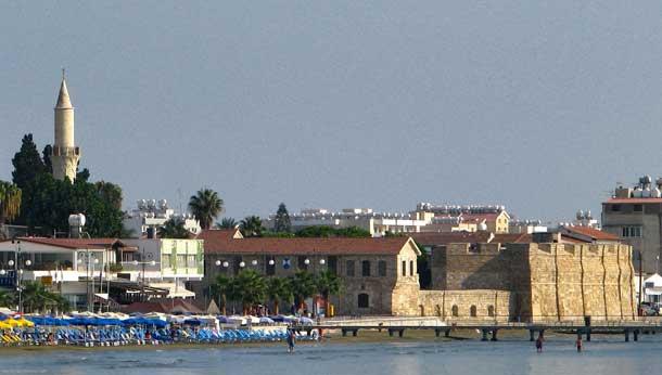 Ларнакский форт в Ларнаке