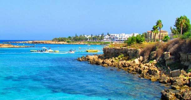 Можно ли купаться на Кипре в Мае