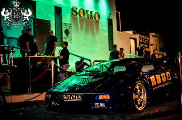 Soho Club в Айя-Напе