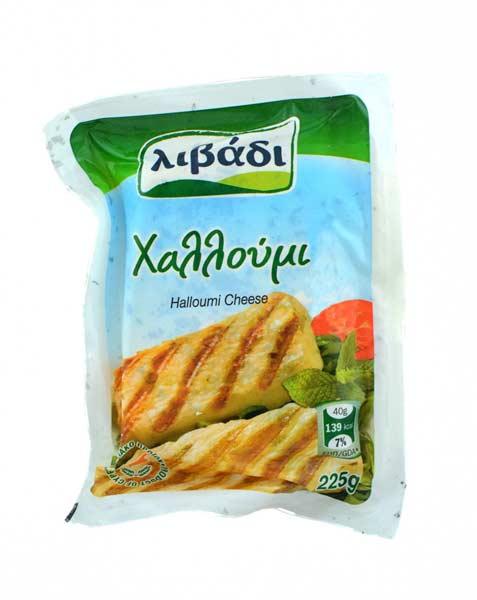 Сыр Халуми в Кипре