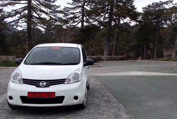 Аренда автомобиля на Кипре фото