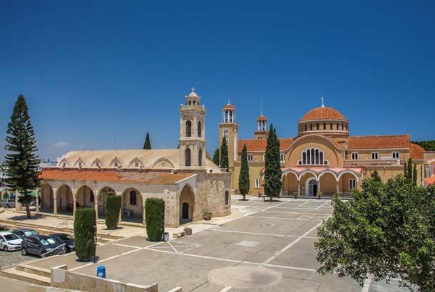 Церкви Святого Георгия в Паралимни