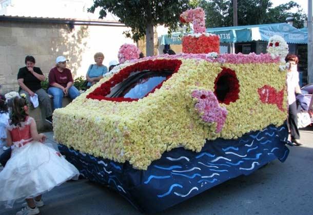 Анфестирия-фестиваль цветов на Кипре