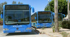 Автобус Ларнака Лимассол фото