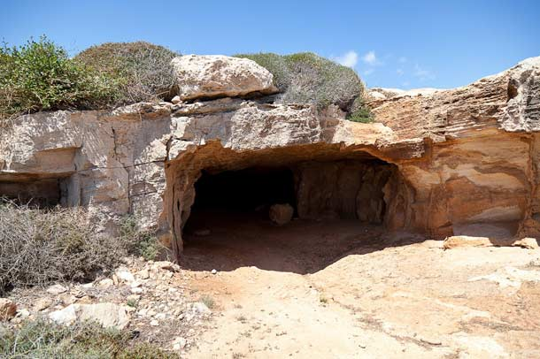 Пещера Циклопа в Айя-Напе