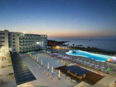 Отель King Evelthon Beach Hotel 5 звезд Пафос (Кипр): фото, видео