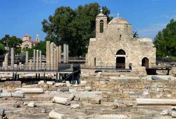 Церковь Панагия Хрисополитисса в Пафосе