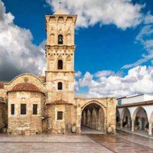 Святые места православного Кипра, фото