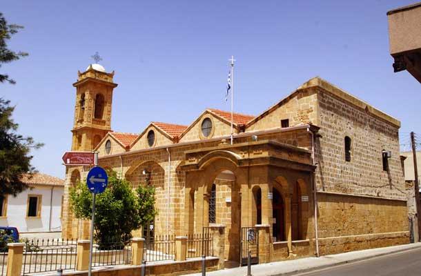 Церковь Святого Саввы в Никосии