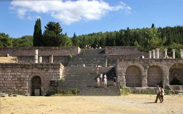 Храмовый комплекс Асклепион