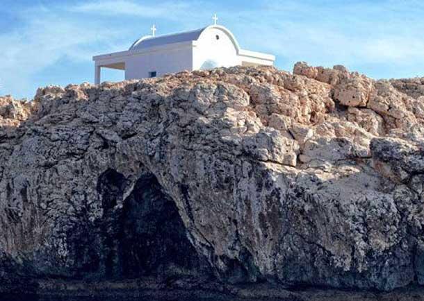Церковь на мысе Греко