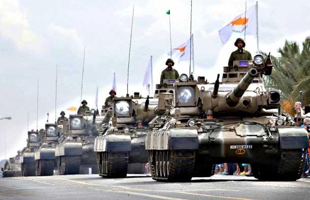 День независимости на Кипре фото
