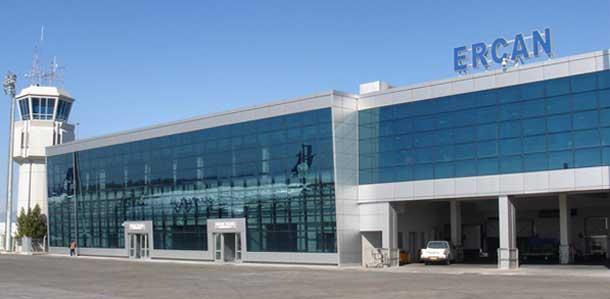 Аэропорт Эрджан на Северном Кипре